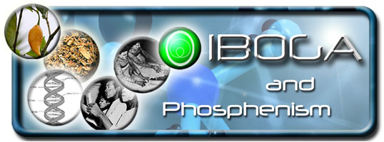 Iboga and Phosphenism