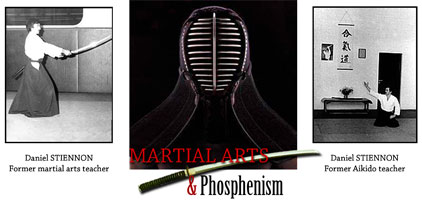 Martial Arts and Phosphenism