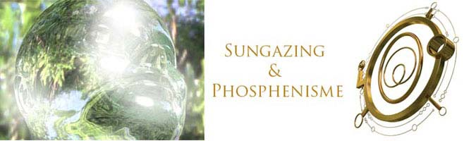 Sungazing and Phosphenism